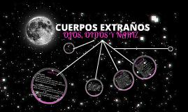 Copy of CUERPOS EXTRAÑOS