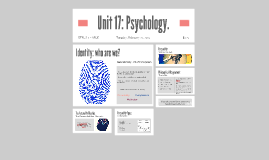Unit 17: Psychology.