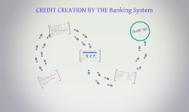 CREDIT CREATION BY THE Banking System