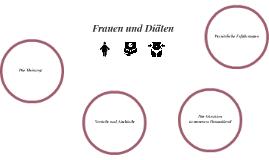Copy of Frauen und Diäten