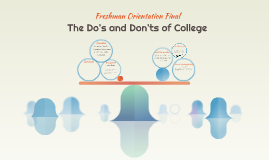 The Do's and Don'ts of College
