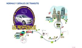 Copia de NORMAS Y SEÑALES DE TRANSITO
