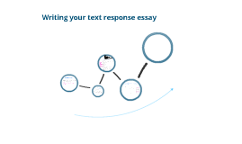 Writing your Text Response essay