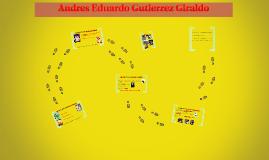 Andres Eduardo Gutierrez Giraldo