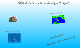 Global Awareness Project - Samples