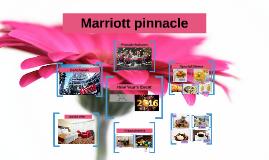 Marriot pinnacle