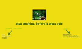 jongeren en roken