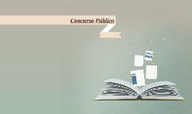 Copy of Concurso Público