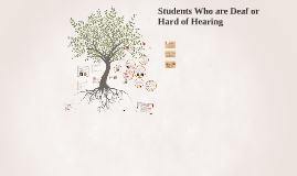 Students who are deaf and hard of hearing