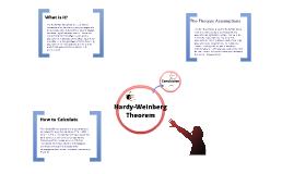 Copy of Hardy-Weinberg Theorem