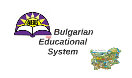 Bulgarian Educational System