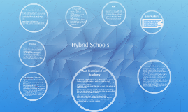 Hybrid Schools