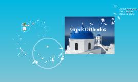Copy of Greek Orthodox