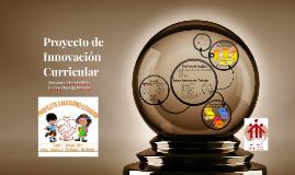 Proyecto de Innovación Curricular