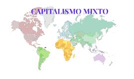 CAPITALISMO MIXTO