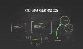 RYR Media Series