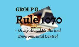 Rule 1070