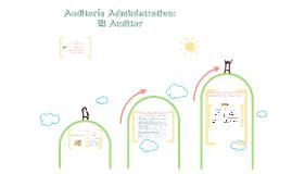 Copy of Auditoría Administrativa: