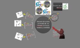 Copy of Volumen de sólidos mediante los métodos de rebanadas, de discos y de arandelas