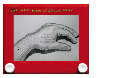 Using an Etch A Sketch as OT