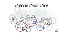 Proceso Productivo