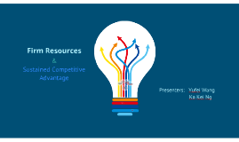firm resources & sustained competitive advantage