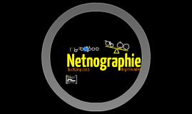 Netnographie in schwarz