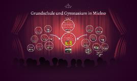 Grundschule und Gymnasium in Mielno