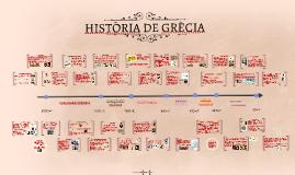 HISTÒRIA DE GRÈCIA