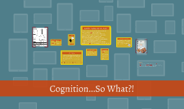 Cognition in Home Health