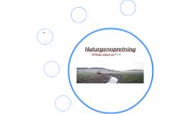 Naturgenopretning