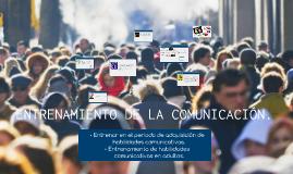 Copy of ENTRENAMIENTO DE LA COMUNICACIÓN.