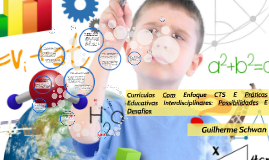 Copy of Currículos com enfoque CTS e práticas educativas interdiscip