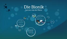 Copy of Bionik