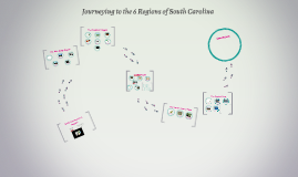 Journeying to the 6 Regions of South Carolina