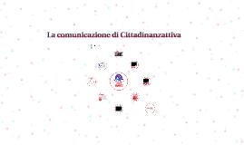 Copia di La comunicazione di Cittadinanzattiva