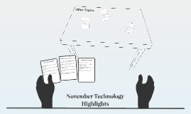 November Technology Highlights
