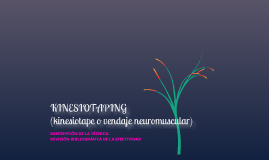 Copy of KINESIOTAPING