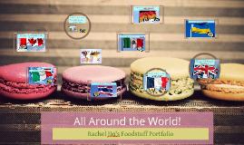 Rachel Jin's Foodstuff Portfolio!