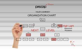 TEMPLATE - Organization Chart Marker