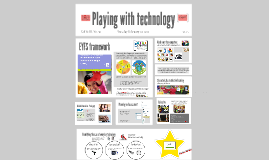 Playing to learn with technology Yr 4 2015