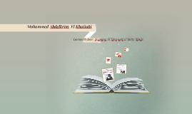 Mohammed Abderlkrim  El Khattabi