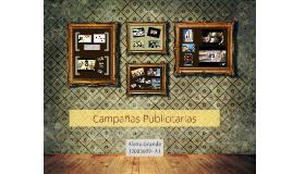 Campañas Publicitarias