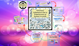 Copy of Voluntary Substance Use & Experiences of Sexual Assault
