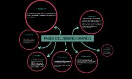 FASES DEL DISEÑO GRAFICO