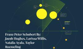 Franz Schubert By Jacob Hughes