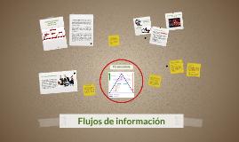 Flujos de información
