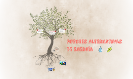 Fuentes Alternativas de Energía
