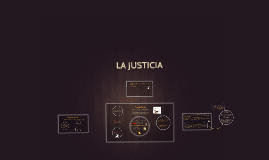 Copy of LA JUSTICIA