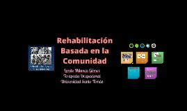 Copia de Rehabilitación Basada en la Comunidad